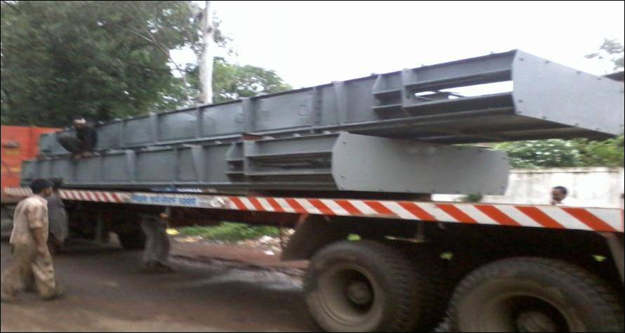Conveyor Structural Fabrication